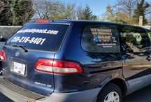 Thanks to Rob & the Graphic FX team Victoria BC / They were outstanding at doing the Decals on my Van the Graphic FX team Victoria BC