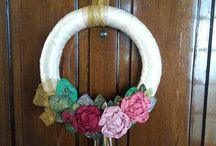 wreath models&kapı süsleri