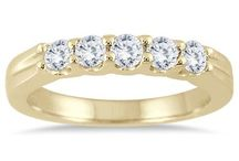 Diamond Romance / Diamond wedding rings and bands, diamond, classic and hand made bands in gold and platinum.
