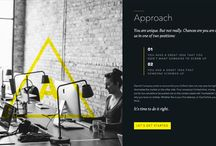 Lay It Out (Web Design). / Websites, emails, and everything else online. / by Priscilla Lopez