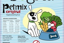 Homemade Dog Food / With Healthy Dogma PetMix, it's easy to make all natural, nutritionally complete homemade dog food. Order at www.healthydogma.com