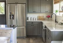 Kitchens cabinets