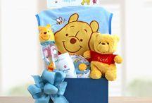 ajándék kosár babáknak