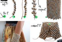 Beaded / bracelet