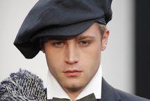 COLECCIÓN LUCAS BALBOA F/W MEN // 2016 MFSHOW MADRID / Serie de 13 sombreros y 6 boinas, todos realizados con productos de alta calidad e inspirados en la colección de Lucas Balboa basada en el Eton College de principios del S. XX.