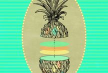 a pineapple is my home