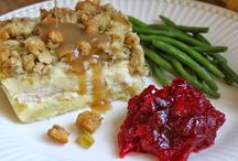 Recycling Leftovers / Looking for recipes to use up your leftovers? / by Susy Slais
