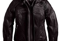 Great Harley Looks for Fall / Rider or not, look hot, edgy and beautiful this fall.