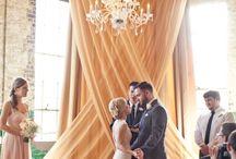 Wedding Draping