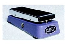 Budda Pedals / by Sam Ash Music