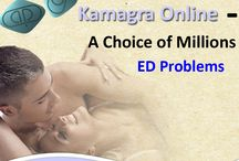 Kamagra / Kamagra packed with slidnafil citrate are amazing ED drugs helping men to last longer in bed and satisfy their partners. Browse here for latest prices and offers now.  http://www.ekamagra.com