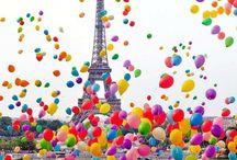 Paris je t'aime / by Priscila Mazariegos