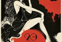 The twenties and the Art Deco