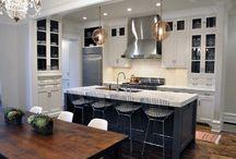 Kitchens / by Erin Keiran