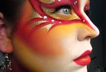 Carnaval Schminken