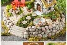 Miniatyre garden ideas