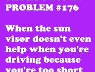 Short people problems / by Amber Hodges
