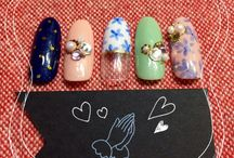 heartpigbat / Nailart
