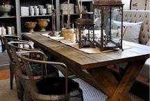 Dining room / by Sally Reynolds Kenny