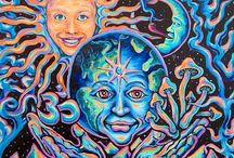 Trippy & Freaky / Trippy Art