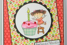Cupcake Cuties www.ladybugcraftsink@aol.com