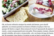Food :3 / Comidas y preparaciones