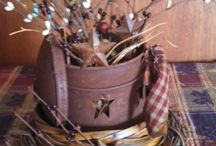 Table decore / Country