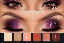 Makeup palettes HB