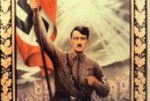 Propaganda German Posters WW 2 / WW 2 German posters. / by James P