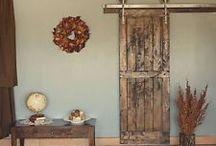 Barn doors / by Lorie White