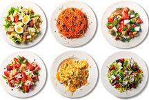 Recipes for Scrumptious SALADS / Healthy eating