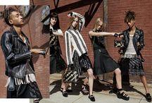 Moda sem gênero - inspiração