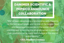 Danimer and PepsiCo collaboration