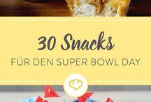 Super Bowl Food 2018