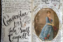 Commonplace book, scrapbook / by Chantal