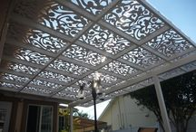 Acurio's Pergolas / What is more enjoyable than a shaded pergola that is easy on the eyes?