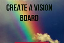 Vision and dream boards