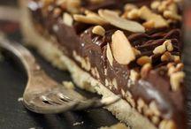 Schokoladetarte
