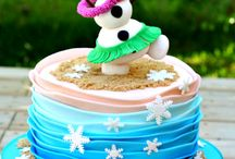 Olaf's summer dream party