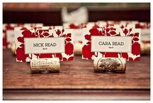 Wedding Ideas / Kirsty & Brads wedding