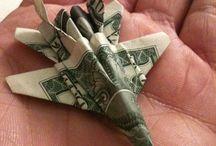 Folding arts