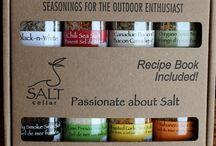 Sea Salt Kits and more.
