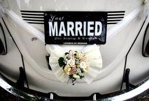 Bryllups bil