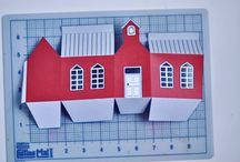 PaPer HouSe TemPlaTe....:)