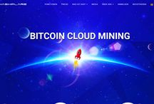 Cryptocurrency cloud mining / Cloud mining or cloud hashing allows users to buy hardware-mining capabilities in data centers. ... Bitcoin cloud mining, sometimes referred to as cloud hashing, allows users to buy the result of bitcoin mining performance from Bitcoin mining hardware in remote data centers.