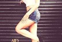AJ Patell Studios - Ella / San Francisco Street Fashion Photography with model Ella - AJ Patell Studios http://AJPatell.com