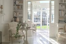Interior styling: Shabby Chic