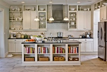 Kitchen remodel / by Lori Asquith