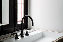 Kohler tap_bathroom_black