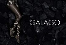 Galago Footwear Campaign / Creative Director : Rich Mnisi Photographer: Zander Opperman Models; Francis Buseko ,  Emy Ozori at Boss